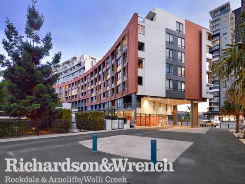 616/6 Brodie Spark Drive, Wolli Creek, NSW 2205