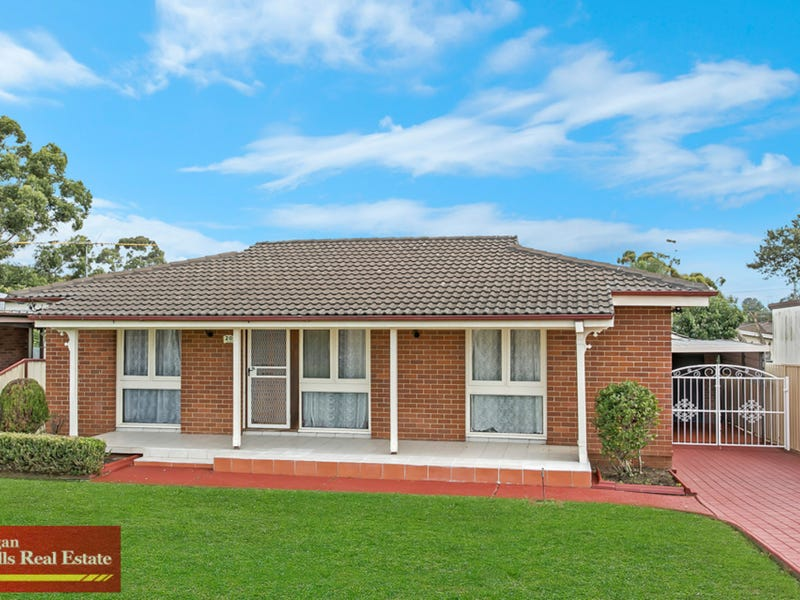 20 Bracknell Avenue, Hebersham, NSW 2770