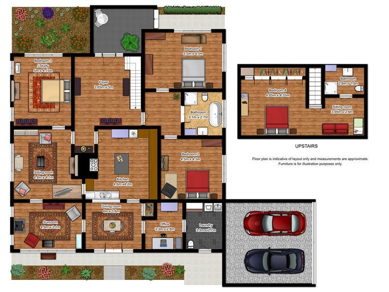 36 High Street, Oatlands, Tas 7120 - floorplan