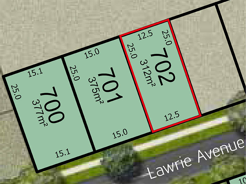Lot 702 Lawrie Ave, Oonoonba, Qld 4811