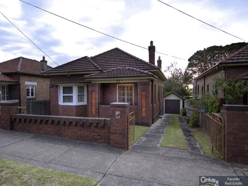 83 Woolcott Street, Earlwood, NSW 2206