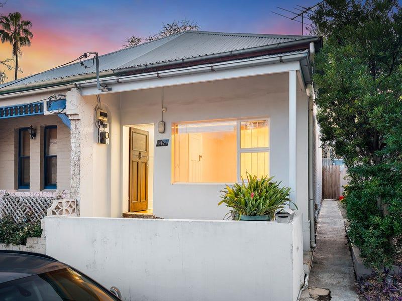 47 Cook Street, Rozelle, NSW 2039