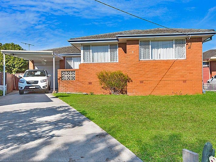 8 Metella Crescent, Belfield, NSW 2191