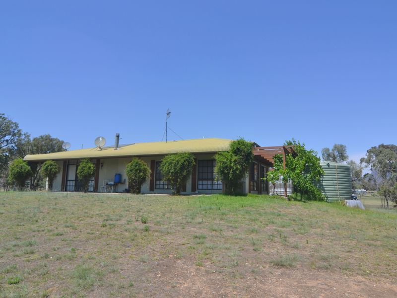 163 Crown Station Road, Capertee, NSW 2846