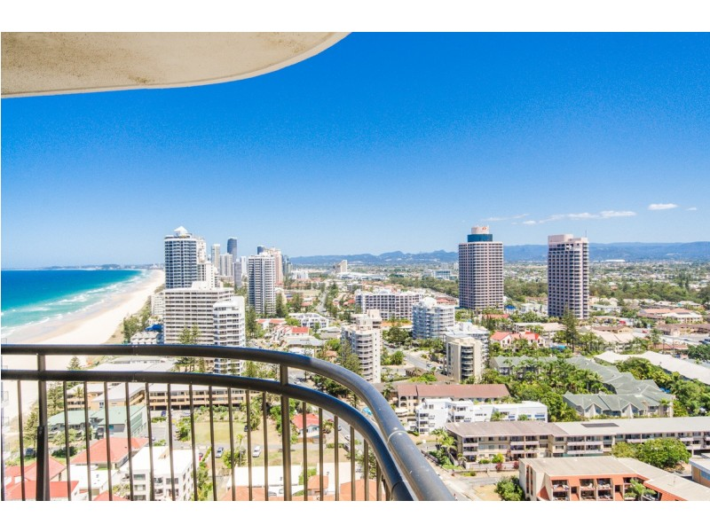 24D/4 Old Burleigh Road, Surfers Paradise, Qld 4217