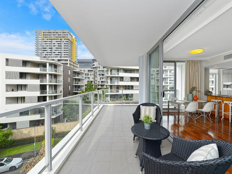 501/6 Jean Wailes Ave, Rhodes, NSW 2138