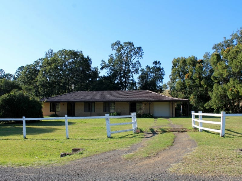 135 Horseshoe Creek Road, Kyogle, NSW 2474