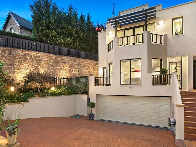 30 Lavender Street, Lavender Bay, NSW 2060