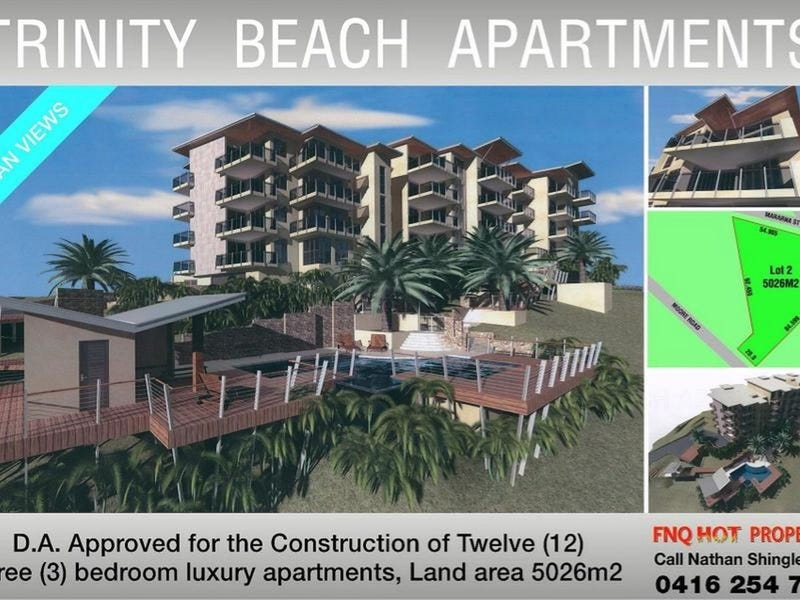 Lot 2, 108 Moore Street, Trinity Beach