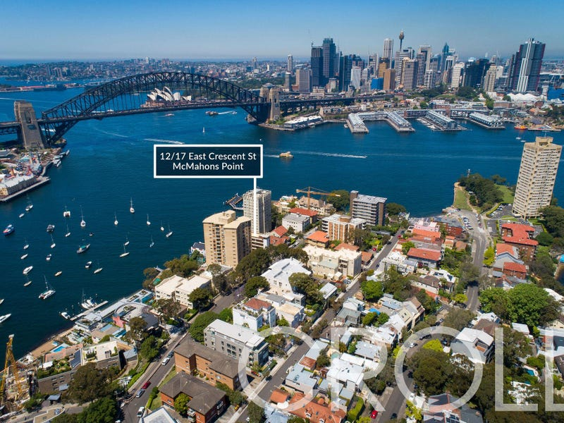 12/17 East Crescent Street, McMahons Point, NSW 2060