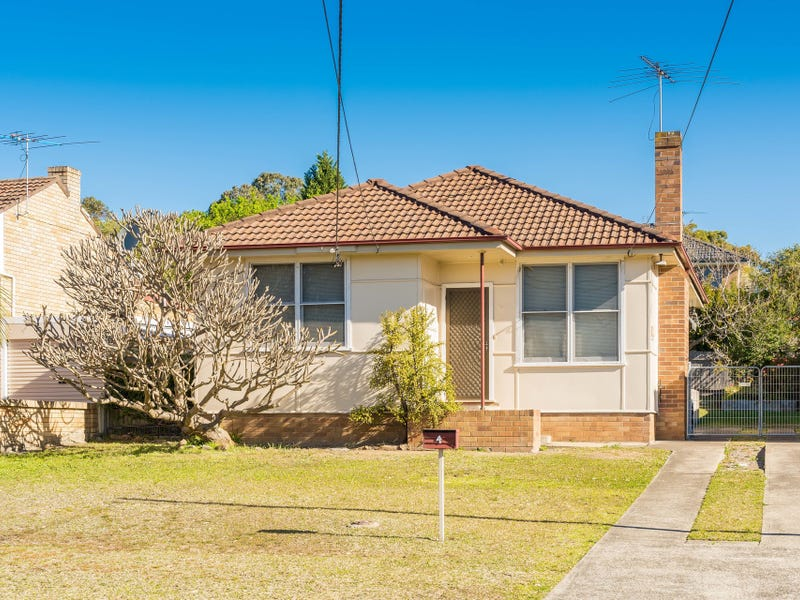 4 Second Avenue, Jannali, NSW 2226