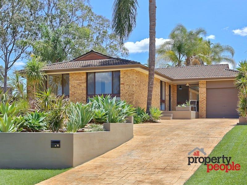 11 Bramble Place, Macquarie Fields, NSW 2564