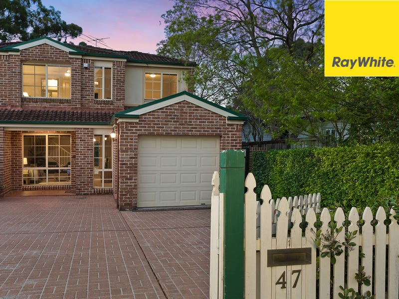 47 Willoughby Street, Epping, NSW 2121