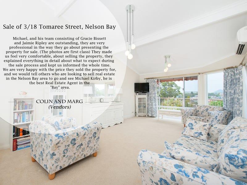 3/18 Tomaree Street, Nelson Bay, NSW 2315