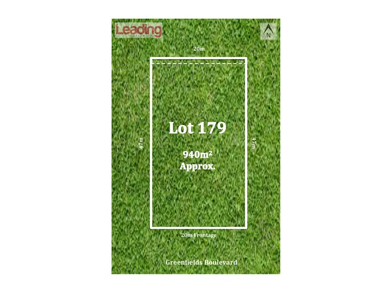 Lot 179 Greenfields Blvd, Romsey, Vic 3434