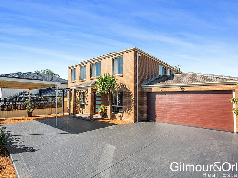 25 Jonquil Parade, Kellyville, NSW 2155