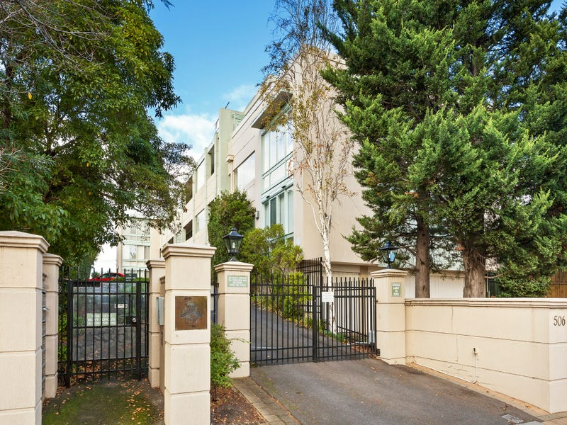 18/506 Glenferrie Road, Hawthorn, Vic 3122