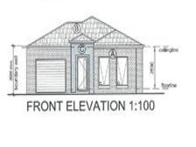 Lot 12830 Gerald Street, Craigieburn, Vic 3064