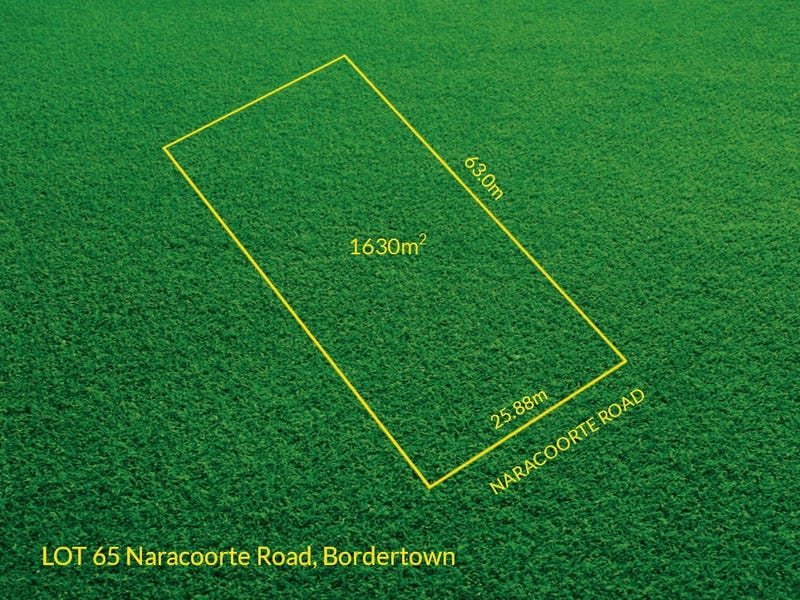 Lot 65 Naracoorte Road, Bordertown