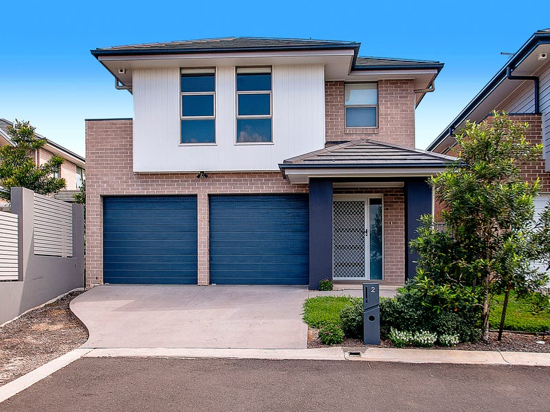 Lot 2 Hodges Road, Kellyville, NSW 2155