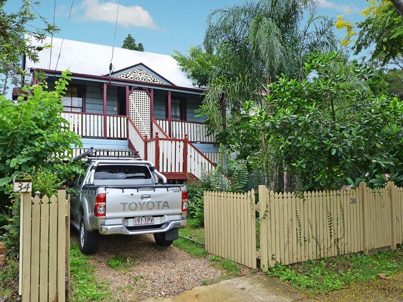36 Louisa Street, Highgate Hill, Qld 4101