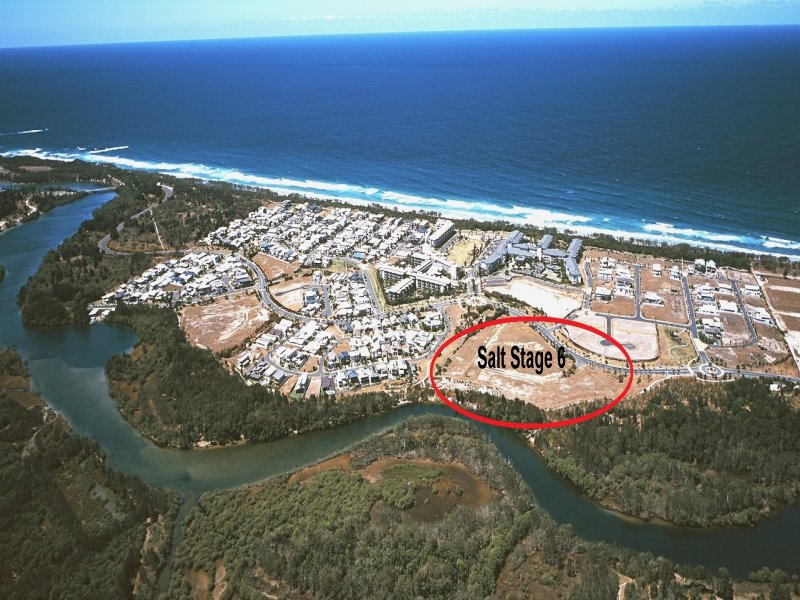 Lot 572, Stage 6  Salt Village, Kingscliff, NSW 2487