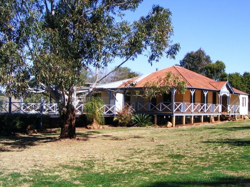 82 Tingoora Cemetery Road, Tingoora, Qld 4608