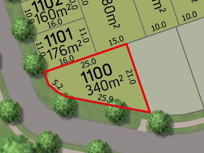 Lot 1100, Lot 1100 Hurricane Street, Oonoonba, Qld 4811