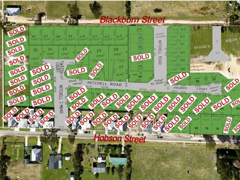 Lot 61 Mitchell Road, Stratford, Vic 3862