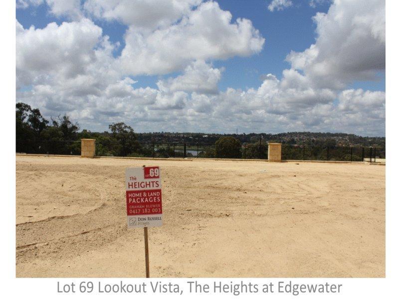 Lot 69, Lookout Vista, Edgewater, WA 6027