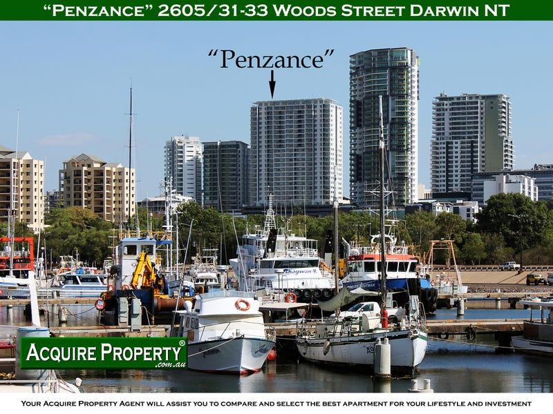 2605/31-33 Woods Street, Darwin City, NT 0800