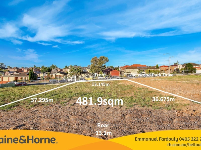 Lot 306 Glenwood Park Drive, Glenwood, NSW 2768