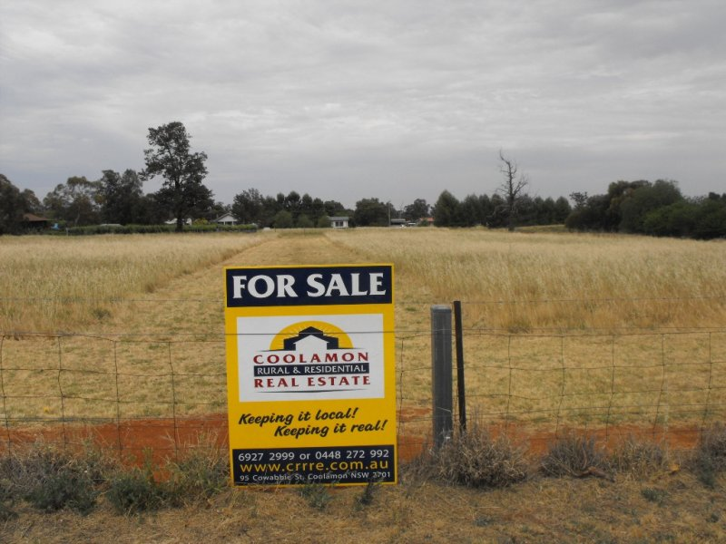Lot 219, Lot 219 Wallace Street, Coolamon, NSW 2701