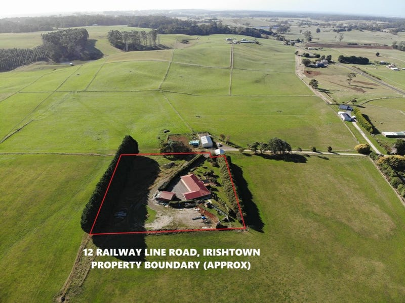 12 Railway Lane Road, Irishtown, Tas 7330