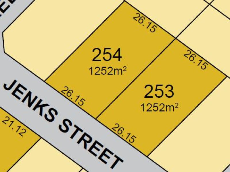 Lot 254, 5 Jenks Street, Ballidu, WA 6606