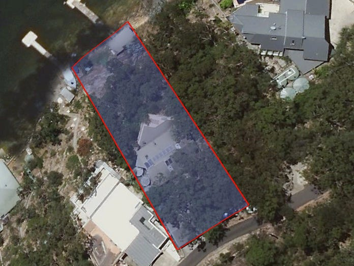 50 Cowan Drive, Cottage Point, NSW 2084