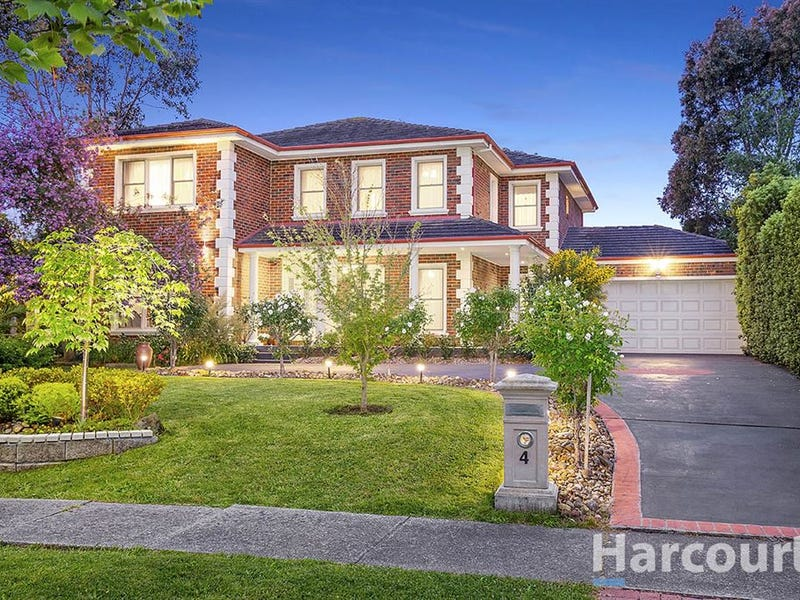 4 Windsor Drive, Lysterfield, Vic 3156