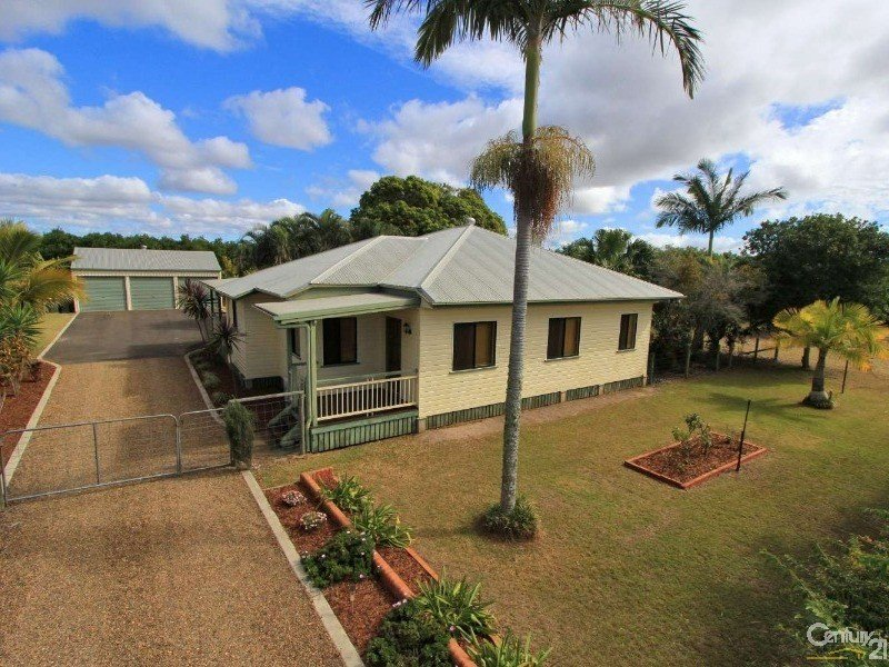 618 Moore Park Road, Welcome Creek, Qld 4670