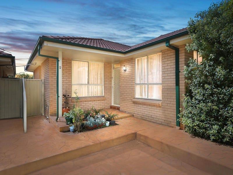 2/18 Glendale Avenue, Padstow, NSW 2211
