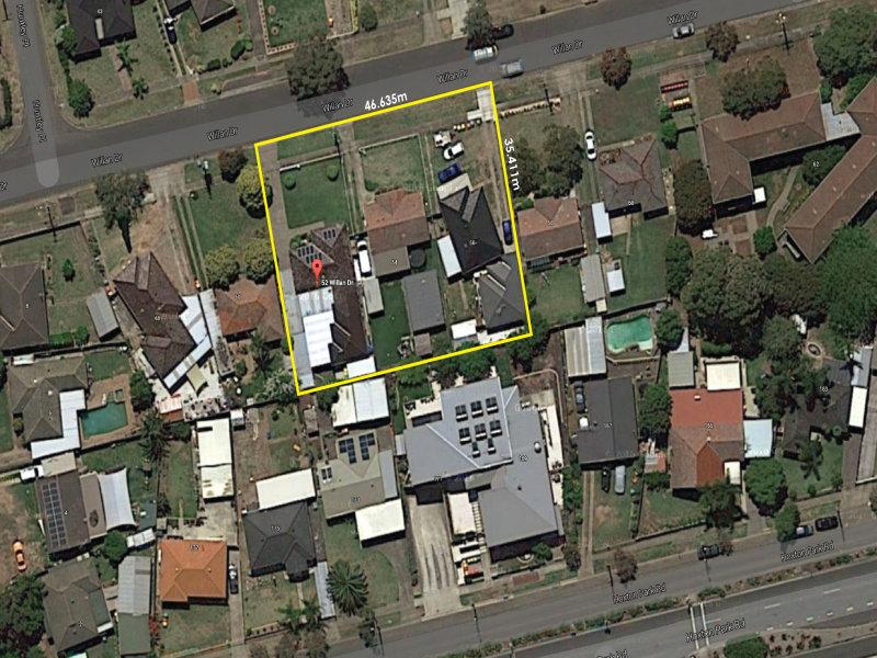 52 & 54 Willan Drive, Cartwright, NSW 2168