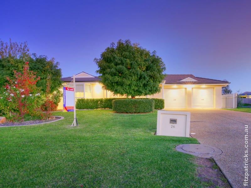 26 Yarrawah Crescent, Bourkelands, NSW 2650