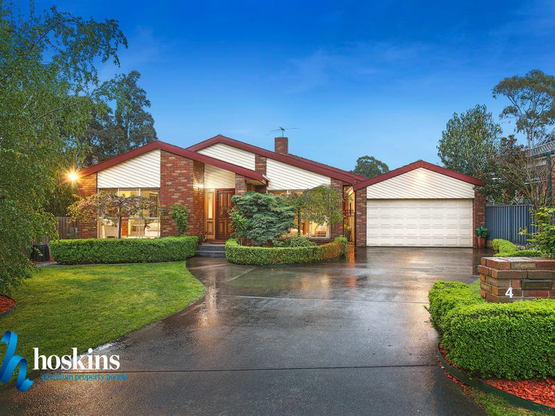 4 Bellavista Place, Ringwood North, Vic 3134