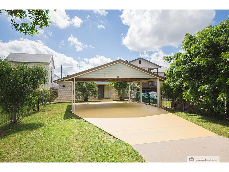54 Denison Street, Rockhampton City, Qld 4700