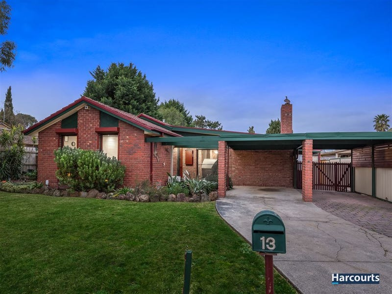 13 Wentworth Avenue, Rowville, Vic 3178
