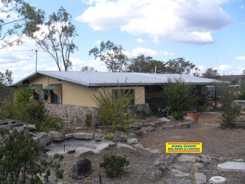 11182 Chinchilla Wondai Rd, Durong, Qld 4610