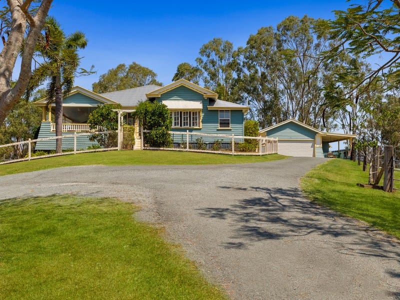 119 Laceys Creek Road, Dayboro, Qld 4521