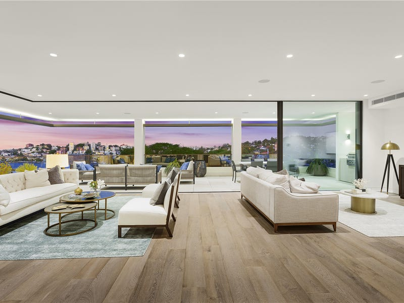 Penthouse 3/10  Sutherland Crescent, Darling Point, NSW 2027