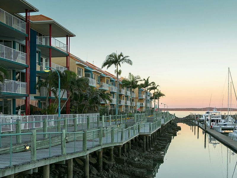 Unit 35 Great Sandy Straits Marina, 17 Buccaneer Dr, Urangan, Qld 4655