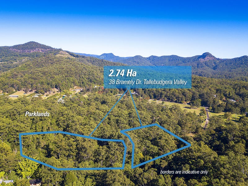 38 Bramley Drive, Tallebudgera Valley, Qld 4228