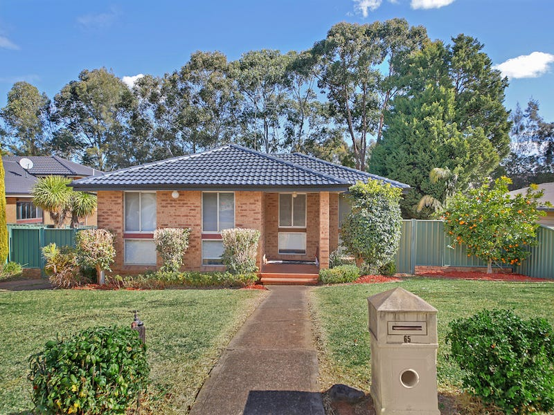 65 Eloura Crescent, Woodbine, NSW 2560
